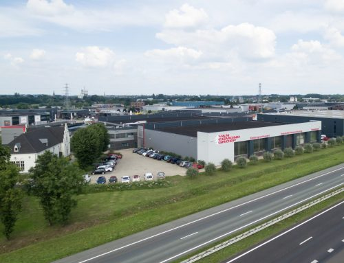 Van Egmond integrates machine builders via Tradecloud