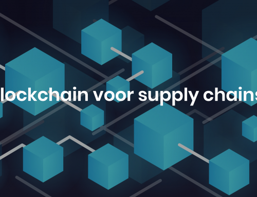Blockchain voor supply chains: transparantie in de keten