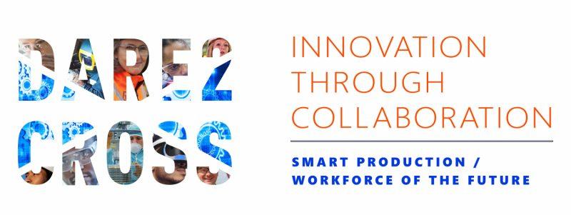 Plannen van productie begint met kennisuitwisseling – 'Dare2Cross   Smart Production' (20 februari)