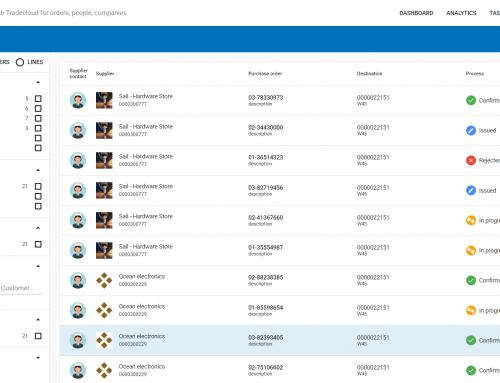 Bosch Rexroth: volledig automatisch orders verwerken via Tradecloud