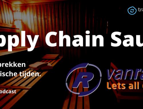 Supply Chain Sauna – gesprek met Anjo Lubbers van Van Raam