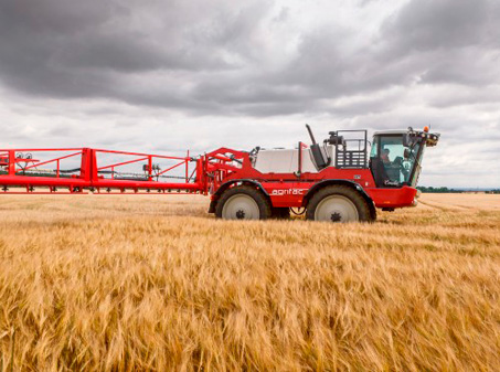 Customers Agrifac