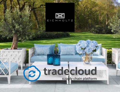 Eichholtz kiest Tradecloud supply chain portal